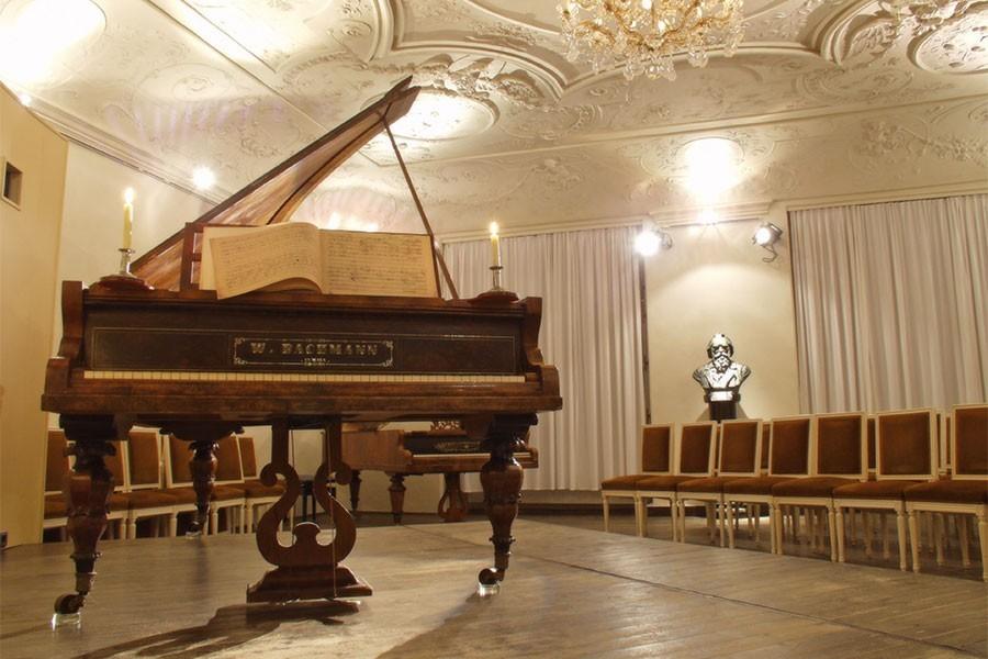 musikalischer Urlaub Brahmsmuseum