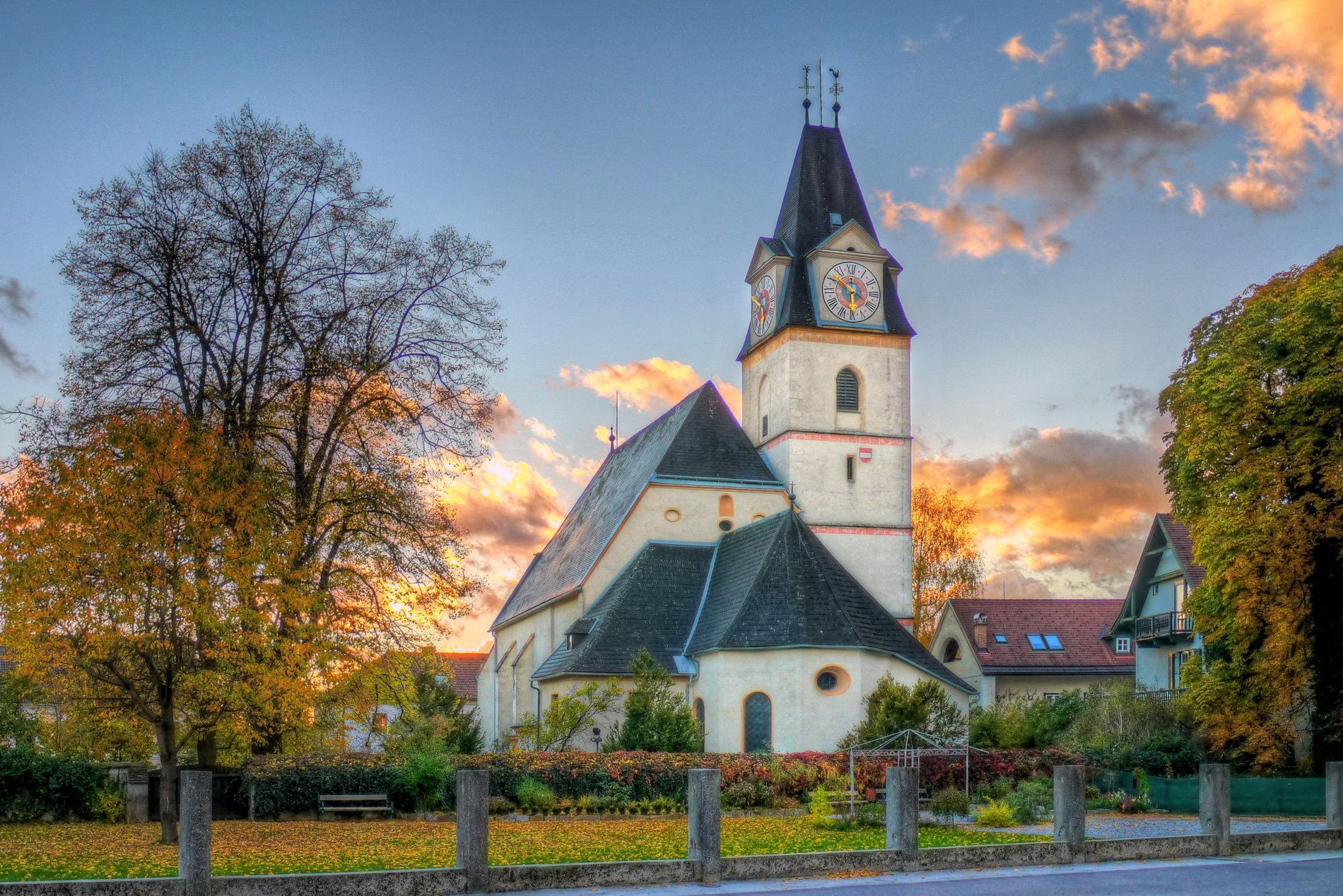 Kirche Hl Andreas